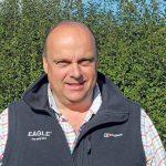 Agronomist Giles Simpson