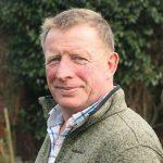 Agronomist Patrick Stephenson