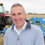 Soil and cultivations specialist Philip Wright