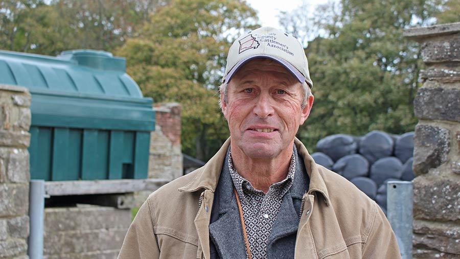 Farmer Bevis Jordan