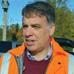 Beet farmer Tim Harper