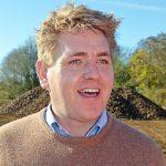 British Sugar agricultural manager Nick Morris