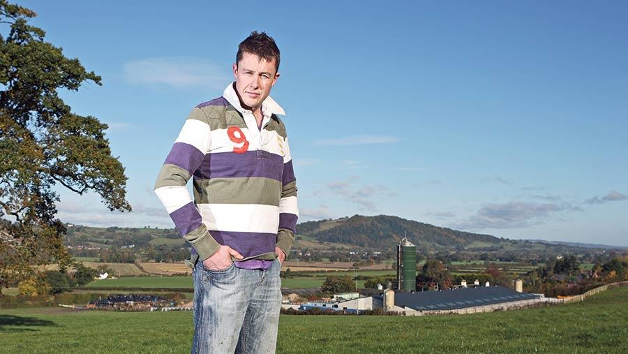 Farmer Fraser Jones