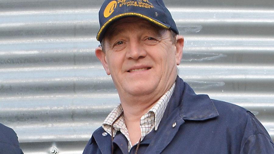 Farmer Mike Porter