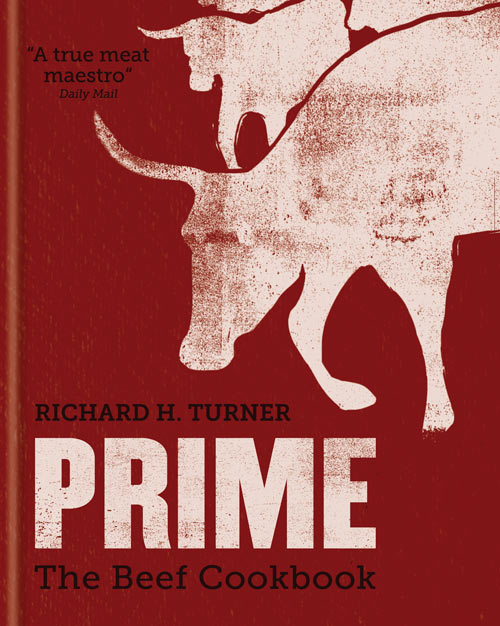 The cover of Richard H Turner's book Prime