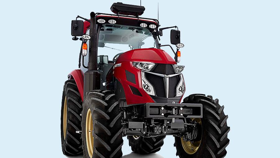 Yammar Auto tractor