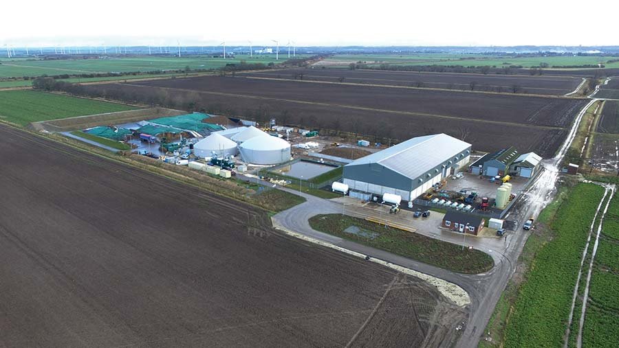 North Moor Farm hosted the Farmplannner competition in 2016