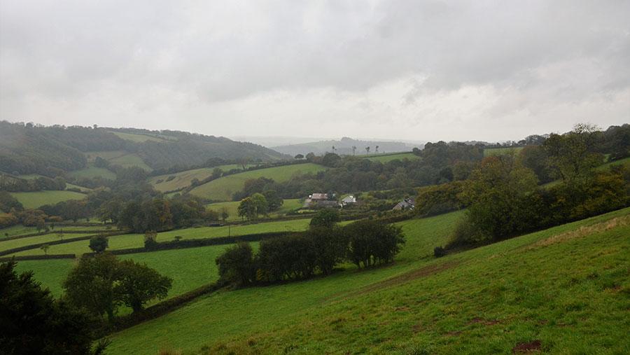 South Haddon Farm general view