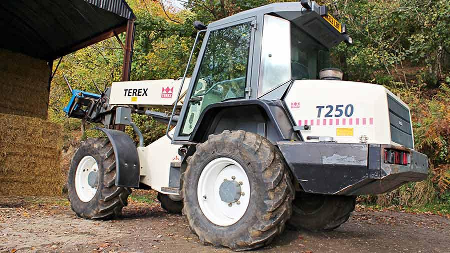 Terex T250