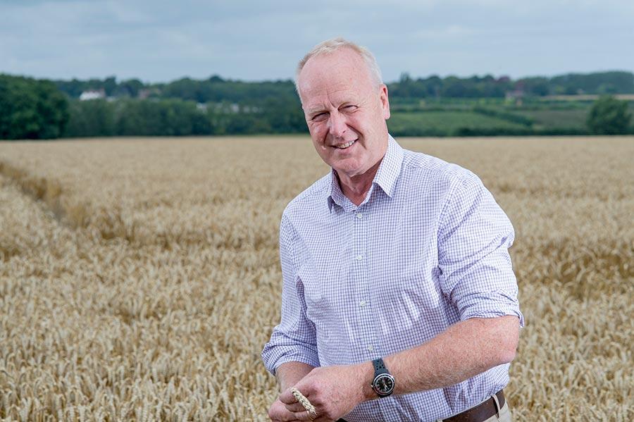 AHDB Monitor Farmer Mark Bowsher-Gibbs