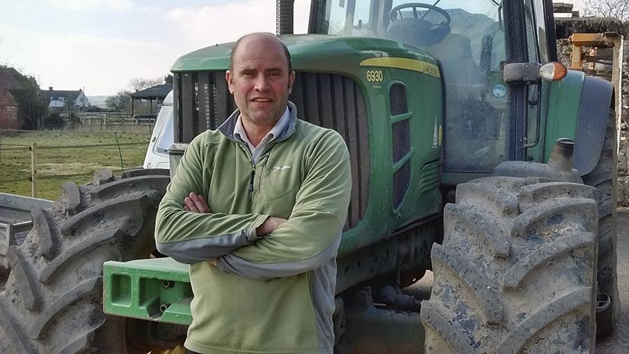 AHDB Monitor Farmer John Miller