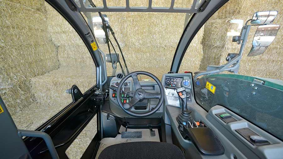 Kramer cab