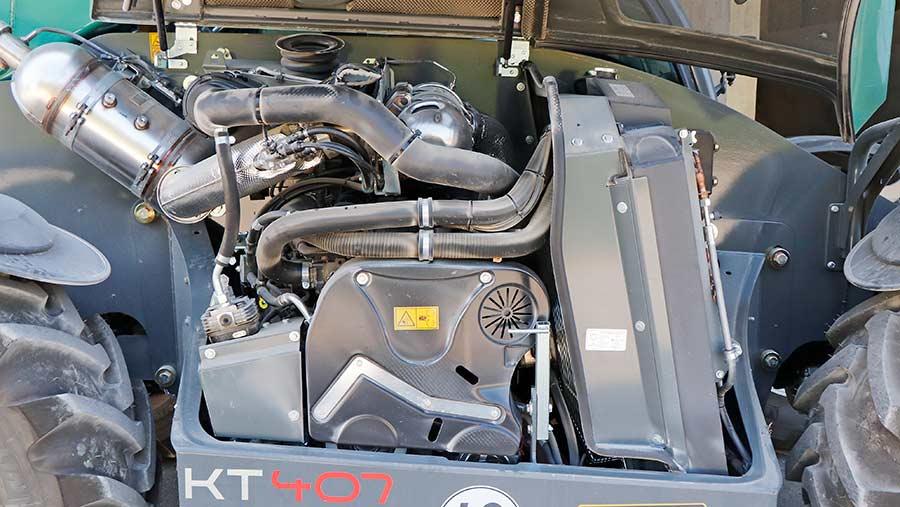 Kramer engine