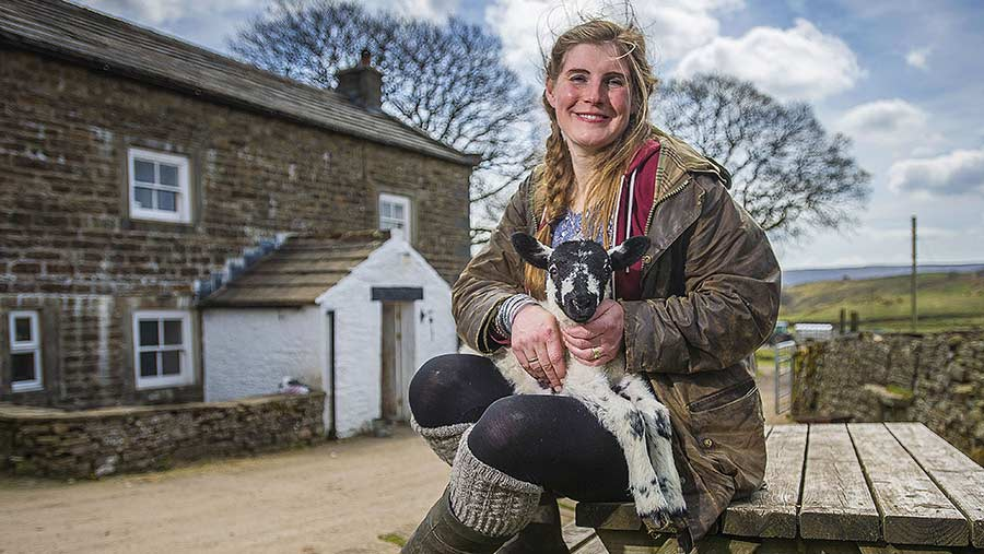 Child Safety Fears Raised Over Family Farm Tv Show Farmers Weekly