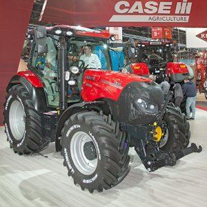 Case Versum tractor
