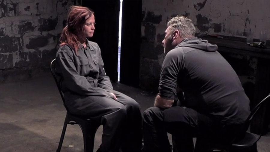 Hannah Jackson on SAS: Who Dares Wins