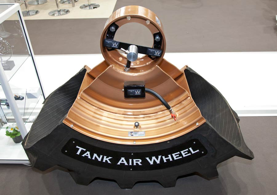 Sodjantes Tank Air Wheel