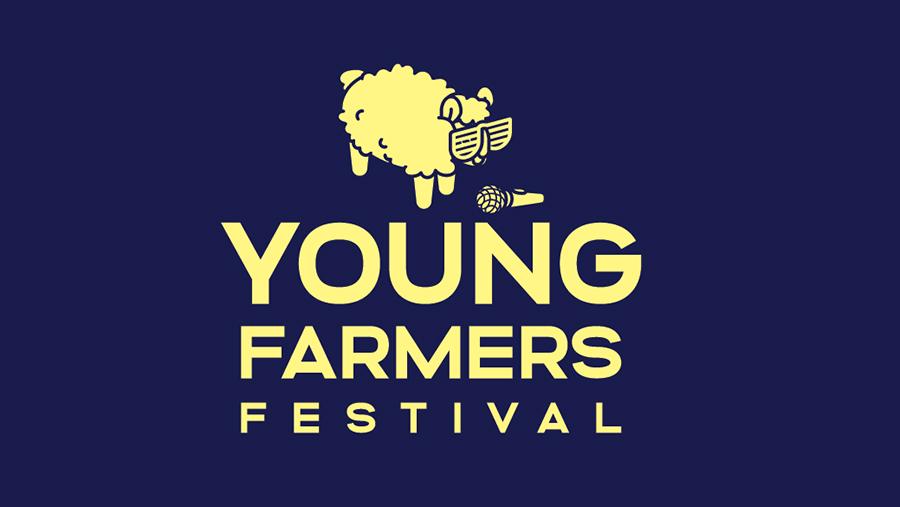 Young Farmers Festival 2020 logo