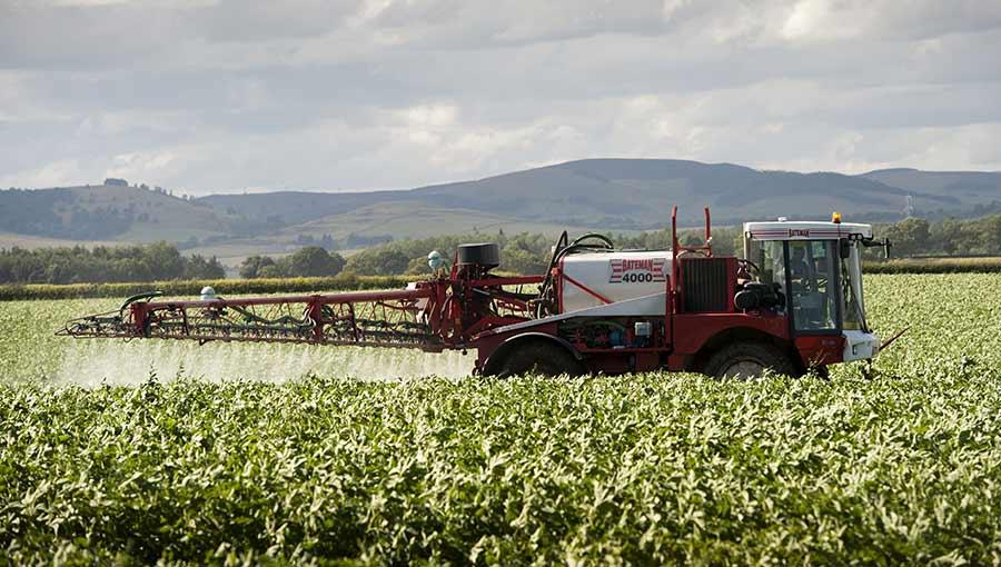scottish arable farming