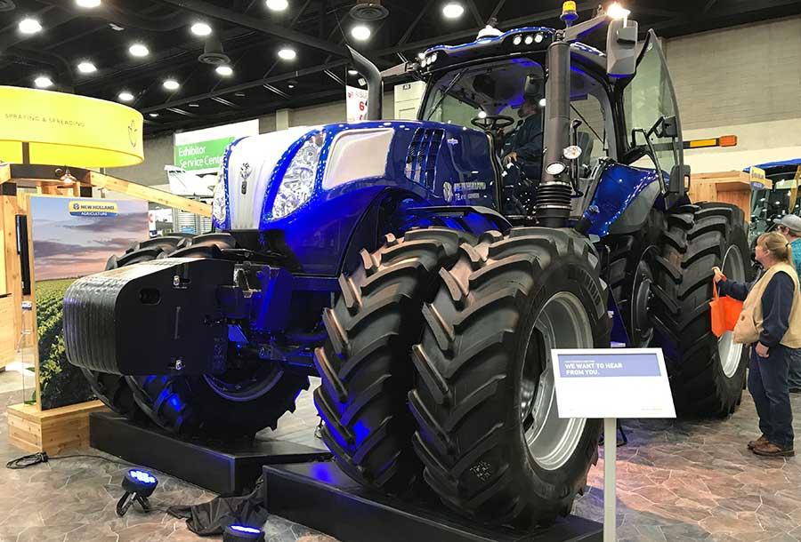 Genesis tractor