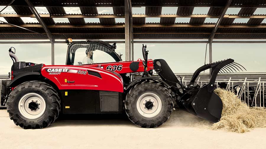 Case IH Farmlift 636