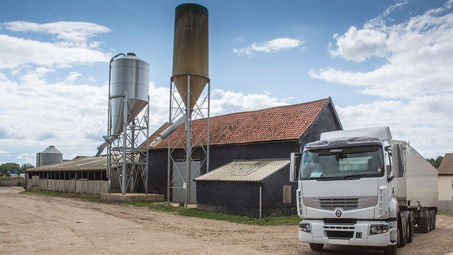 Higher feed use at higher prices means extra pressure on stock and dairy farms  © Tim Scrivener