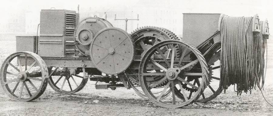 Brutschke tractor