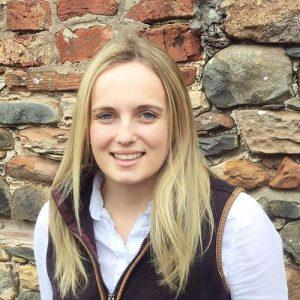Agronomist Helen Brown