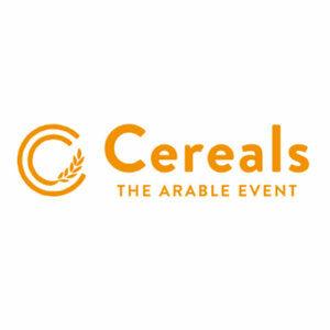 Cereals 2021 logo