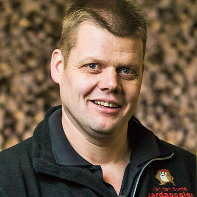Jacob Van den Borne