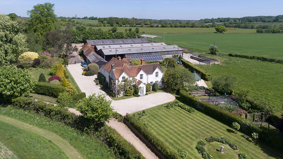 Hyde End Farm
