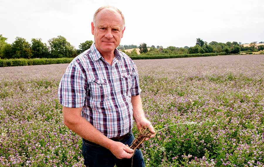 Essex farmer Simon Cowell
