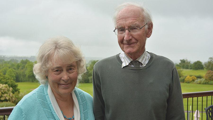 Mary and John Porter