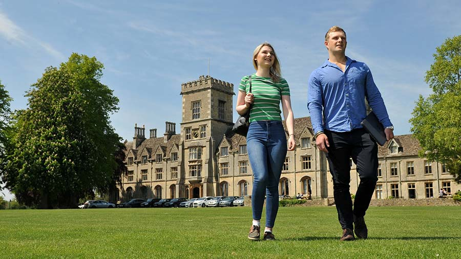 RAU has moved into the top 10 for student satisfaction © RAU