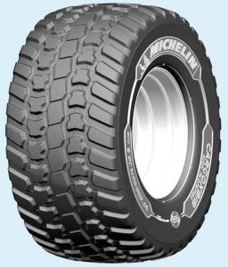 A trailer tyre