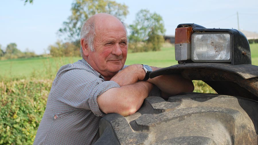 Farmer John Fisher