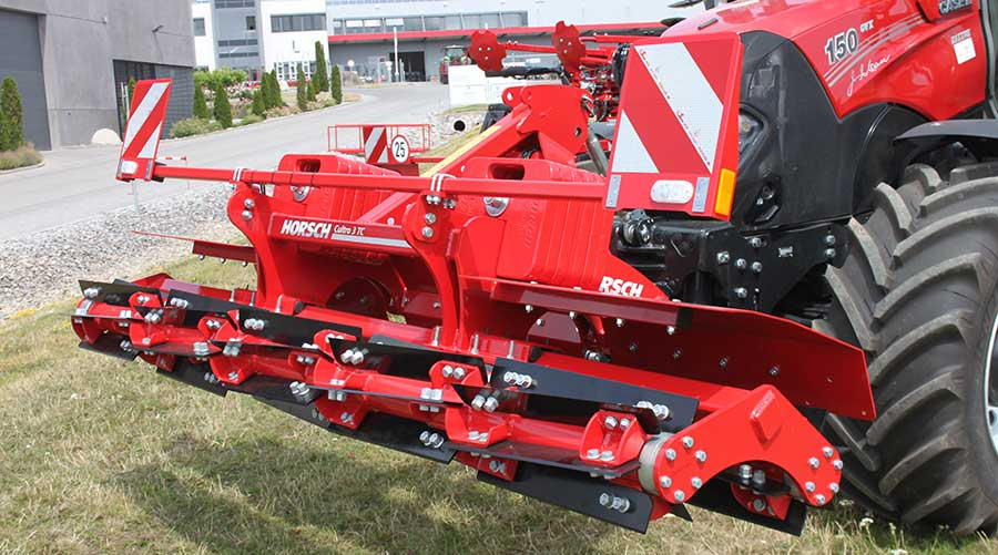 Formats for the Cultro TC include a 3m front- or rear-mounted model and a 12m trailed version