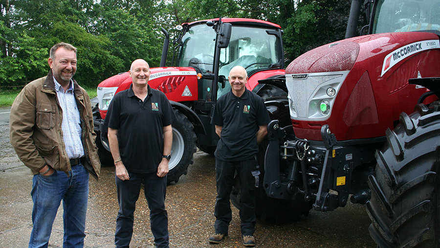 McCormick Venture farm machinery