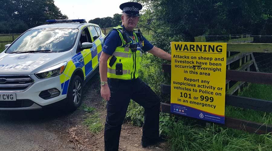 © Northamptonshire Police