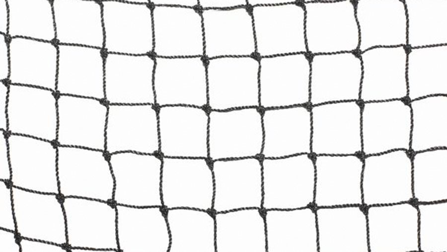 Netting to protect against birds