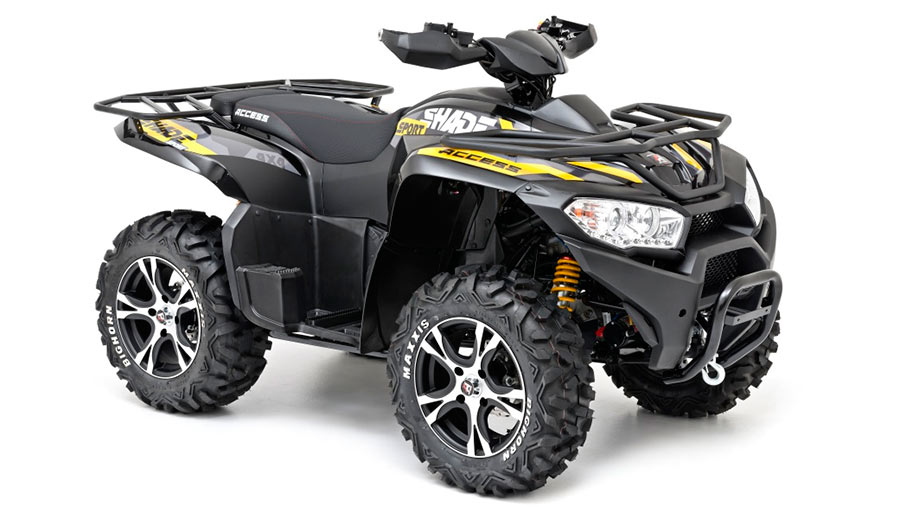 Axess 850 SWB quad bike
