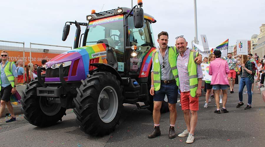 Brighton Pride © Oli Hill/proagrica
