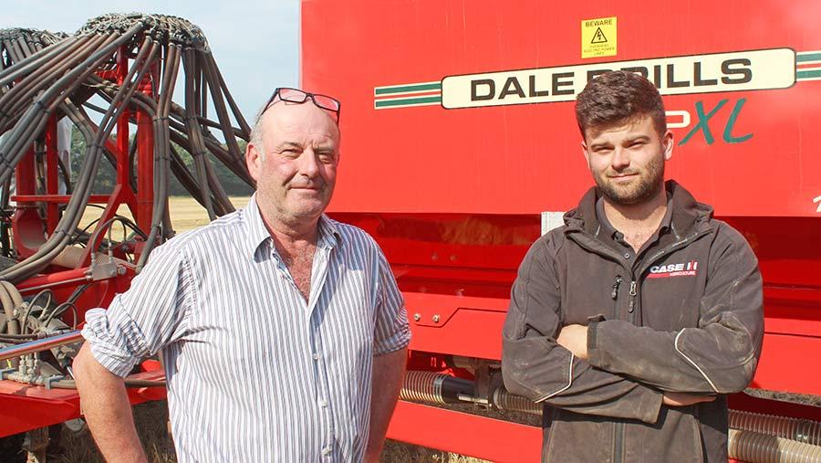 Simon and David Fellows