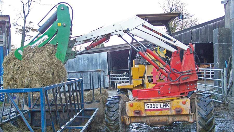 Cornish loader