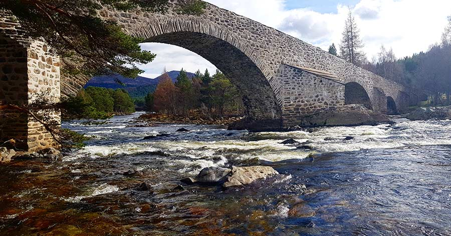 Braemar Bridge by Georgia Owen