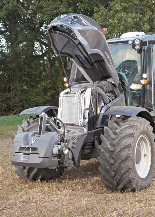 Valtra T174EV engine