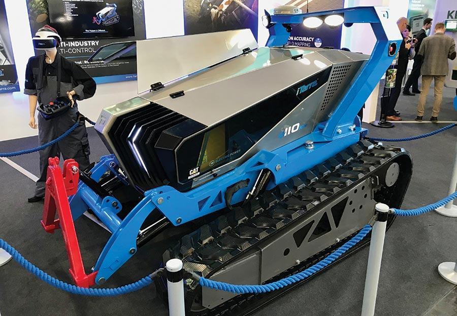 Acres iTarra robot