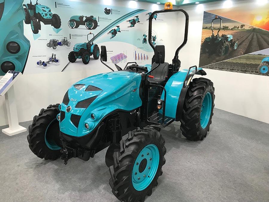 Proxecto HAV tractor