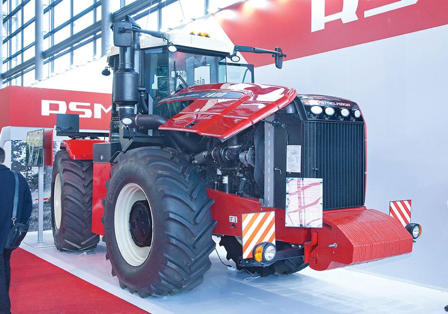 Rotstelmash 2400 artic tractor