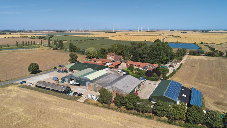 Strutt & Parker Farms